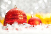 Xmas background — Foto de Stock
