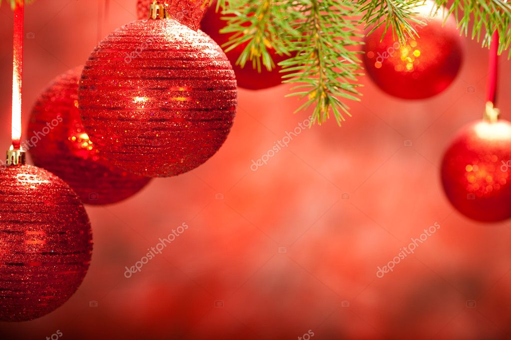 Christmas background — Stock Photo #6522539