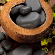 Massage stones — Stock Photo #6554632