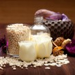Aromatherapy - bath salt — Foto Stock