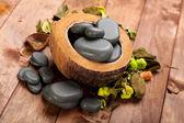 Wellness stones — Stockfoto