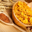 Food - Corn flakes - Foto Stock
