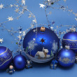 Christmas baubles — Stockfoto #6574003