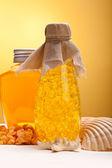 Oranje badzout — Stockfoto
