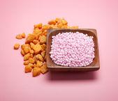 Lázně koupelová sůl — Stock fotografie