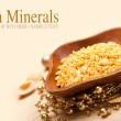 Spa minerals - Sea Spa — Stock Photo
