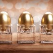 Three golden eggs — Stock Photo #6673103