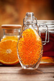 Orange and honey - Natural Spa treatment — 图库照片