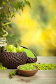 Aromatherapy minerals — Stock Photo