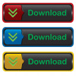 Download button — Imagen vectorial