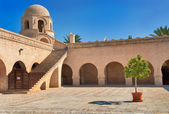 Große moschee in sousse — Stockfoto