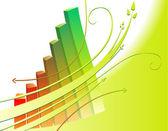 Sustainable development — Stock Vector