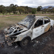 Motor Car Arson — Stock Photo #5475281
