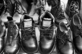 二手鞋 — 图库照片