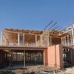 House Construction — Stock Photo