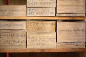 Organ Roll Music Paper — Stock Photo