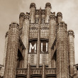 Art Deco Building — Stock Photo
