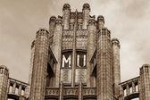 Art Deco Building — Stock Photo