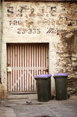 Rubbish Bins — Stock Photo