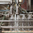 Stock Photo: Bottling Plant