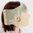 Radiotherapy Mask — Stock Photo #6733071
