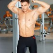 Man at the gym - 
