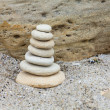 Royalty-Free Stock Photo: Stones for spa therapy