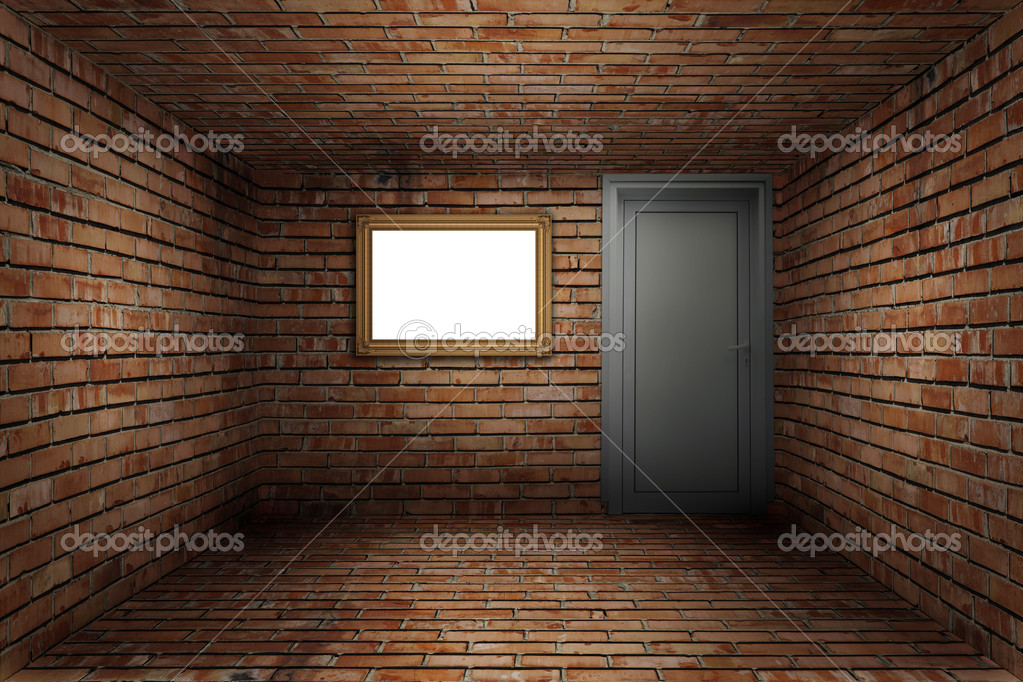 Old Room Brick Wall Texture Stock Photo Petkov 6571607