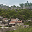 Stock Photo: Tsarevets Fort in Veliko Turnovo