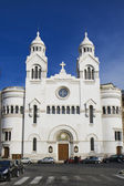 Valdese Evangelical church at Piazza Cavour. Rome, Italy — Stock Photo