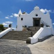 Church of Soccorso, Forio, Ischia, Italy — Foto Stock