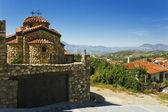 Church in Kastraki village, Greece — Stock Photo