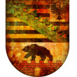 Royalty-Free Stock Photo: Saxony anhalt coat of arms