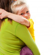 Mother with daughter — Stock Photo #6468869