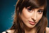 Retrato de maquillaje — Foto de Stock