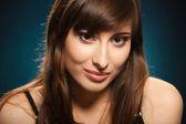 Makeup portrait — Stock Photo