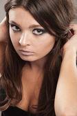 Make up portrait — Stock Photo