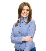 Business woman — Foto Stock