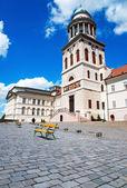 Opactwo benedyktynów w pannonhalma, węgry — Zdjęcie stockowe