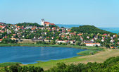 Landscape of Tihany, Hungary — Stock Photo