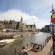 Ghent (Gent), Belgium — Stock Photo