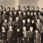 Old photo,circa 1940. — Stock Photo #6031182