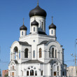 Church in Mytischy Russia — Stock Photo #5656265