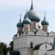 Cathedral in Suzdal Russia — Stock Photo