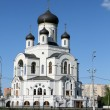 Church in Mytischy Russia — Stock Photo #5909258
