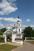 Monastery in Maloyaroslavets Russia — Stock Photo
