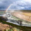 Gullfoss — Stock Photo