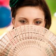 Stock Photo: The Fan