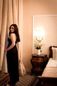The Hotel Room — Foto de Stock