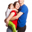 Happy family — Stock Photo #5664165
